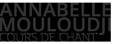 Cours de chant Annabelle Mouloudji